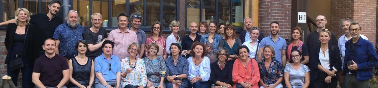 pole action - photo des membres du bureau